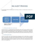 Marketing Audit Process