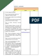 Passo a Passo - Documentos Fiscais - Cancel Amen To