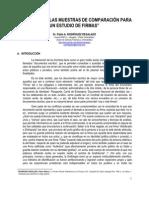 06. IDONEIDAD DE LAS MUESTRAS DE COMPARACIÓN PARA UN ESTUDIO DE FIRMAS