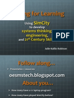 KallioRobison Gaming for Learning Presentation