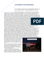 2011 Jesus Loves Malawi June Newsletter