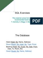 SQL Exercises