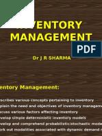 Inventory Mgt