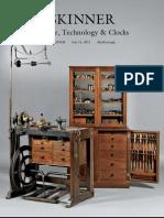 Science, Technology & Clocks | Skinner Auction 2555M