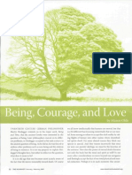 Being Courage and Love