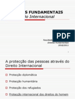 Proteccao Internacional Dos Direitos Fundamentais 2011