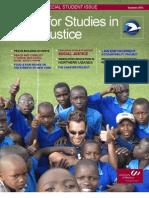 CSSJ Newsletter Vol 6 No 1 (Summer 2011)