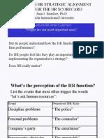 HR ROI Presentation
