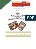 Manual de Operacion Federalizado