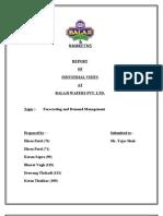 Balaji Report