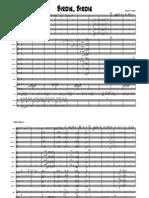 Birdie Sample Score