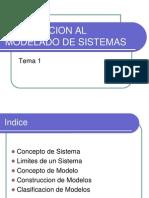 Intro Duc Ion Al Modelado de Sistemas