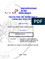 Monografia de Derecho Aduanero rio