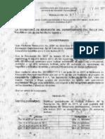 Resolucion No_ 1453_17 Junio 2011_moficacion Calendario_2011