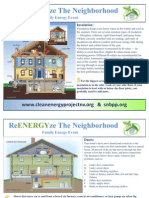 Home Energy Efficiency Info & Tips