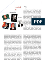 Turkiyenin Xarici Siyaseti Muhazireler