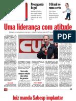 """Boletim """"Rui Falcão & Você"""" – 1ºsemestre/2009"""