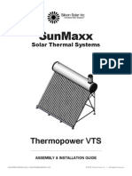 InstallationManual - ThermoPower VTS