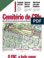 """Jornal """"Rui Falcão & Você"""" - 1ºsemestre/2008"""