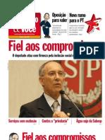 """Jornal """"Rui Falcão & Você"""" – 1ºsemestre/2007"""