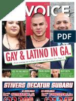 The Georgia Voice - 6/24/11 Vol. 2, Issue 8