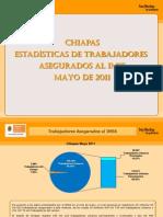 Estadísticas IMSS Mayo 2011