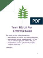 2011 Flex Enrolment Guide