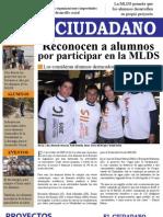 El Ciudadano, No. 7, Agosto-Diciembre 2009