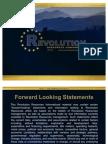 Revolution Resources Investor Presentation