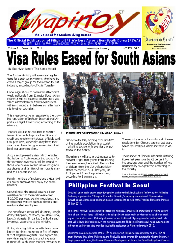 Sulyap April 2011 Issue | Philippines | Emergency Management