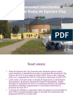 4. Cluj Managementul Namolurilor in Statia de Epurare