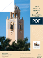 2010 Sarasota Clerk of the Circuit Court and County Comptroller's Annual Report and Resource Guide