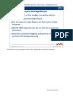 Auto Provisioning Groups