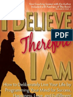 I Believe Therefore I Am by Claire McGee (Sample)