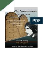 Jim Morrison Top 10 Commandments 0607