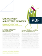 Allosteric Compounds - The Future of GPCR Drug Discovery