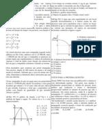 2ª apoltila de função quadrática