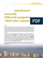 İMO TOKİ Raporu