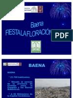 Baena Fiesta Floracion