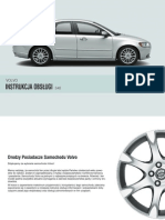 Volvo S40 - 2007 - Instrukcja Obslugi