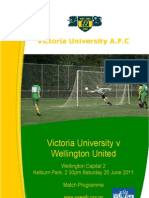 2011-06-25 1sts v Wellington United