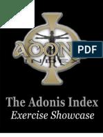 Adonis Exercise Descriptions