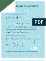 Ejercicios resueltos derivación implicita