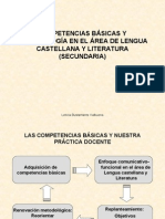 Competencias y Metodologia en Lengua