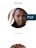 Population Action International 2010 Annual Report