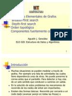 Graph Elementary Algorithms