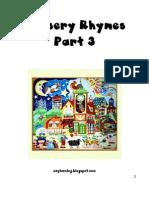 Nursery Rhymes Part 3