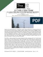 Force 12 - C3S Manual