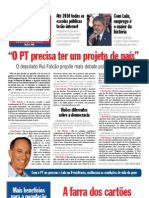 """Boletim """"Rui Falcão & Você"""" – Abril/2008"""