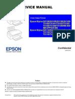 Epson Stylus TX100